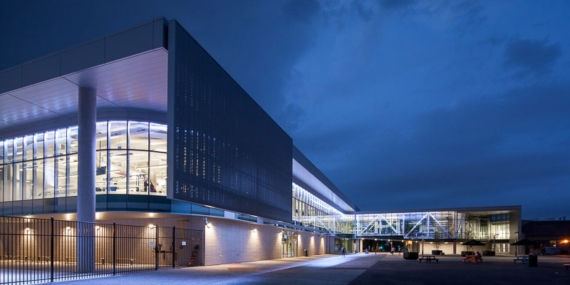 David Braley Athletic & Recreation Centre at Mohawk College