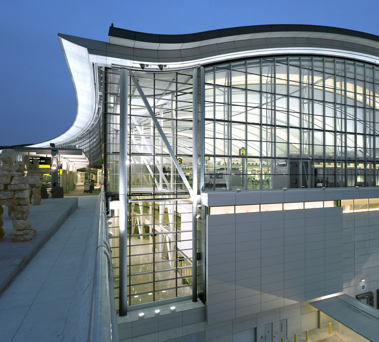 Toronto Pearson International Airport – New Terminal 1