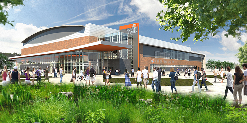 Rochester Institute of Technology, Gene Polisseni Center