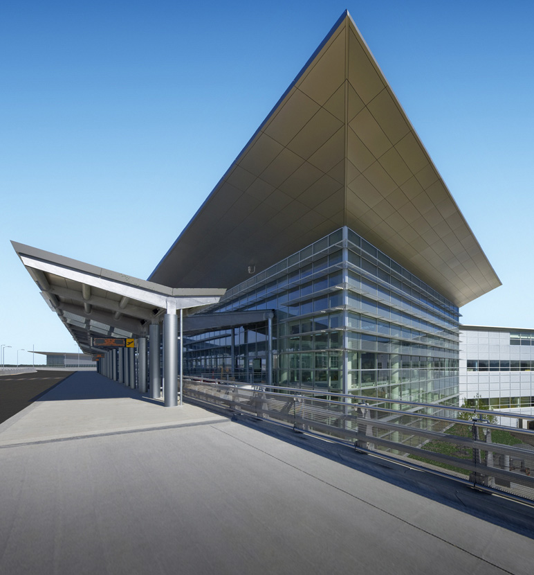 Winnipeg James Armstrong Richardson International Airport Redevelopment