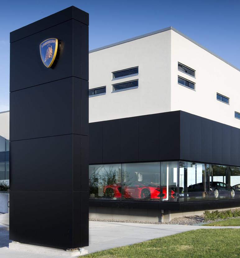 Lamborghini Calgary Dealership