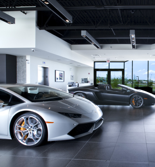 Lamborghini Calgary Dealership Entuitive Entuitive