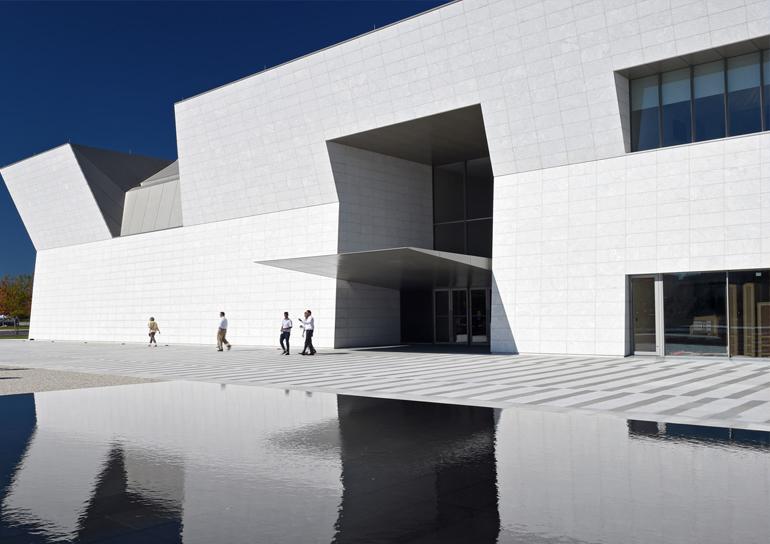 Ismaili Centre & Aga Khan Museum