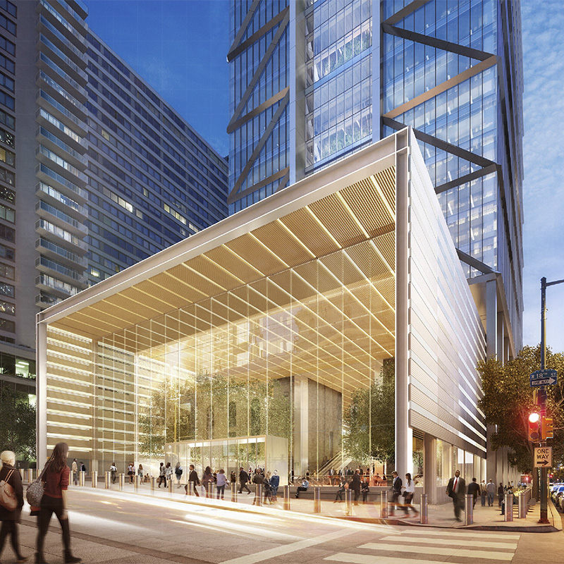 Comcast Innovation and Technology Center