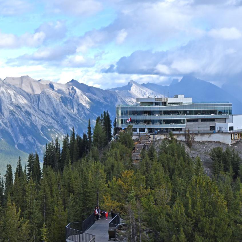 Banff Gondola Upper Terminal Redevelopment