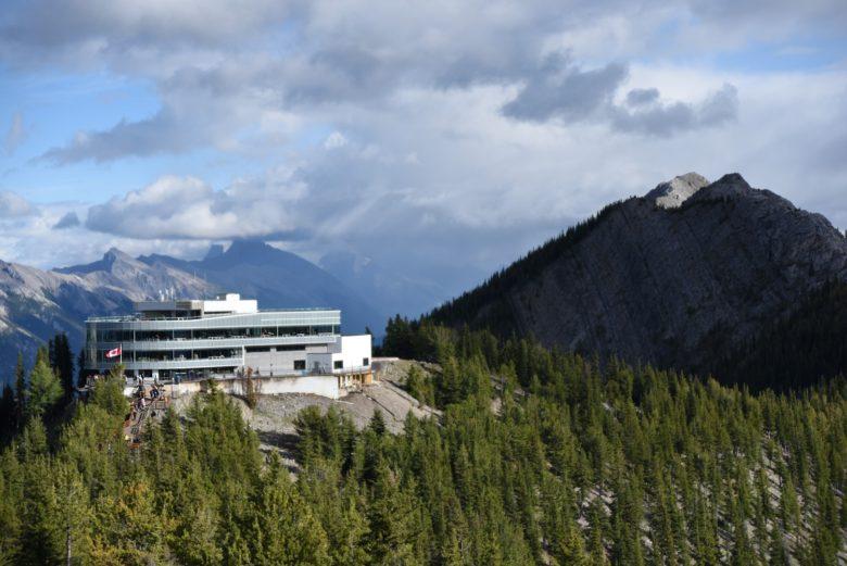 Photo courtesy Brewster Travel Canada