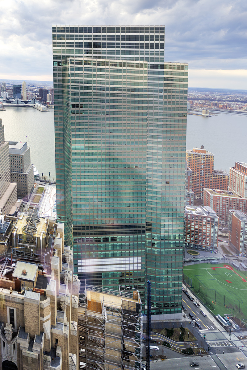 200 West Street, Goldman Sachs Headquarters