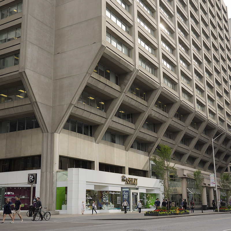 Manulife Centre Revitalization and Expansion