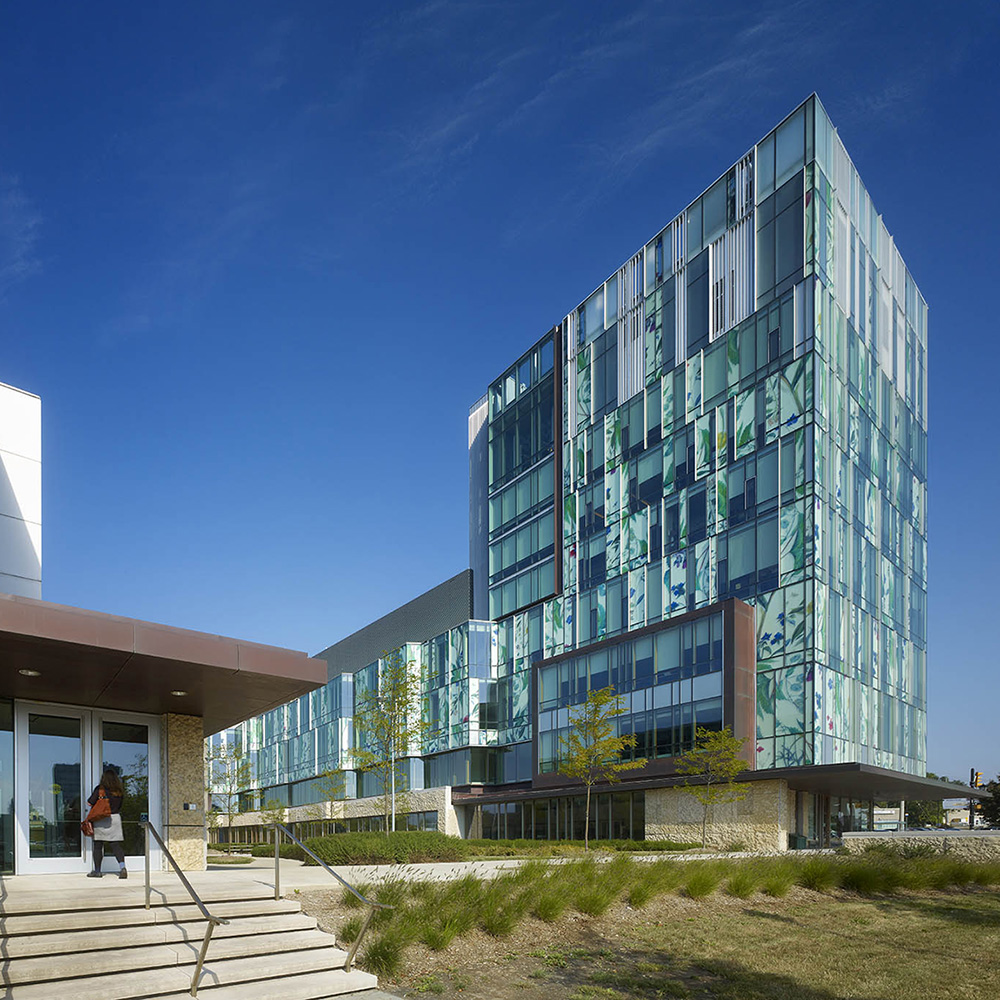 University of waterloo school of pharmacy entuitive for Architecture firms waterloo