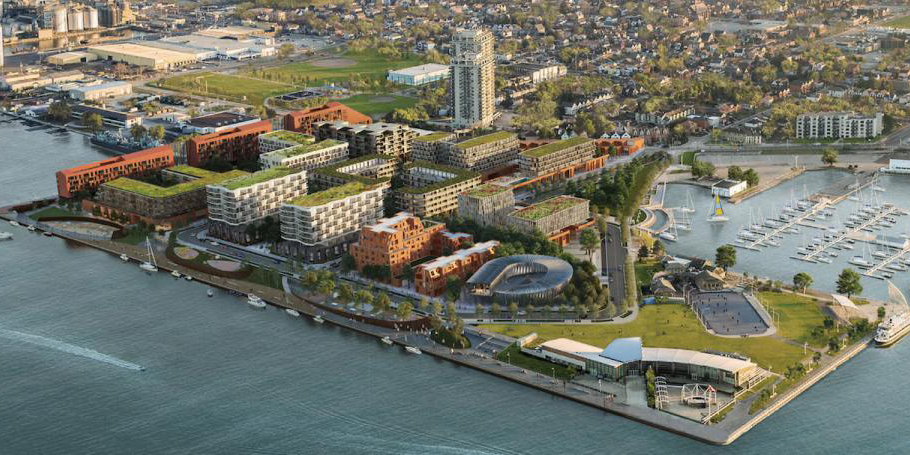Pier 8 Development