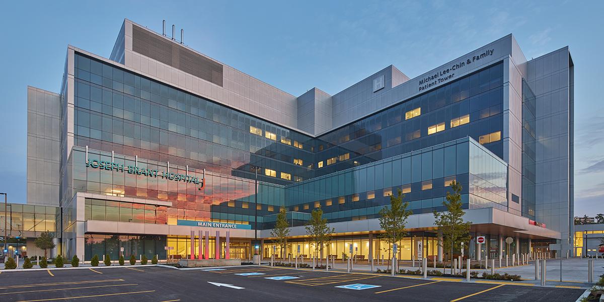 Joseph Brant Memorial Hospital