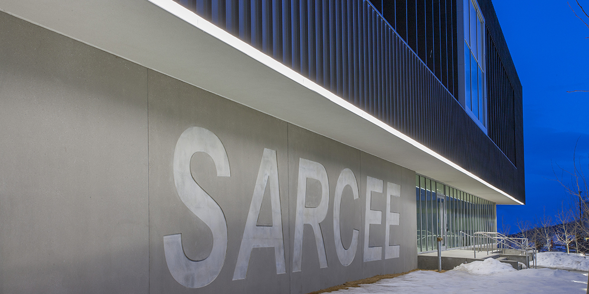 Sarcee Operations Workplace Centre Administration Building