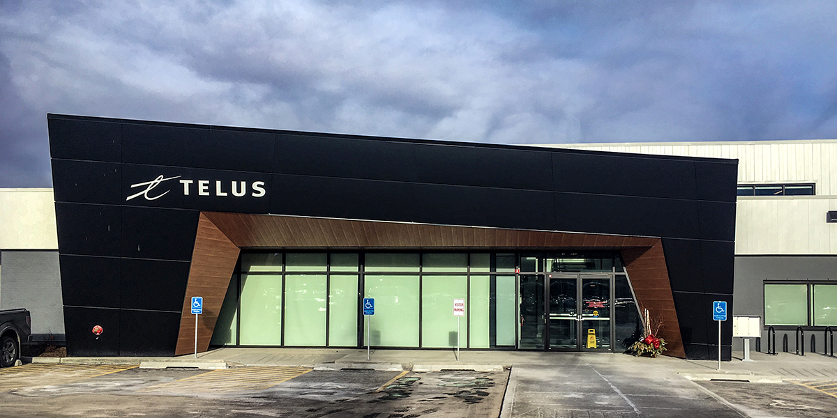 Telus Park Warehouse Renovation