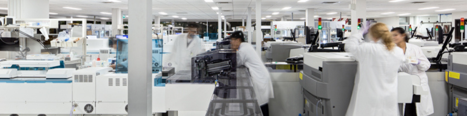 Image of a lab interior