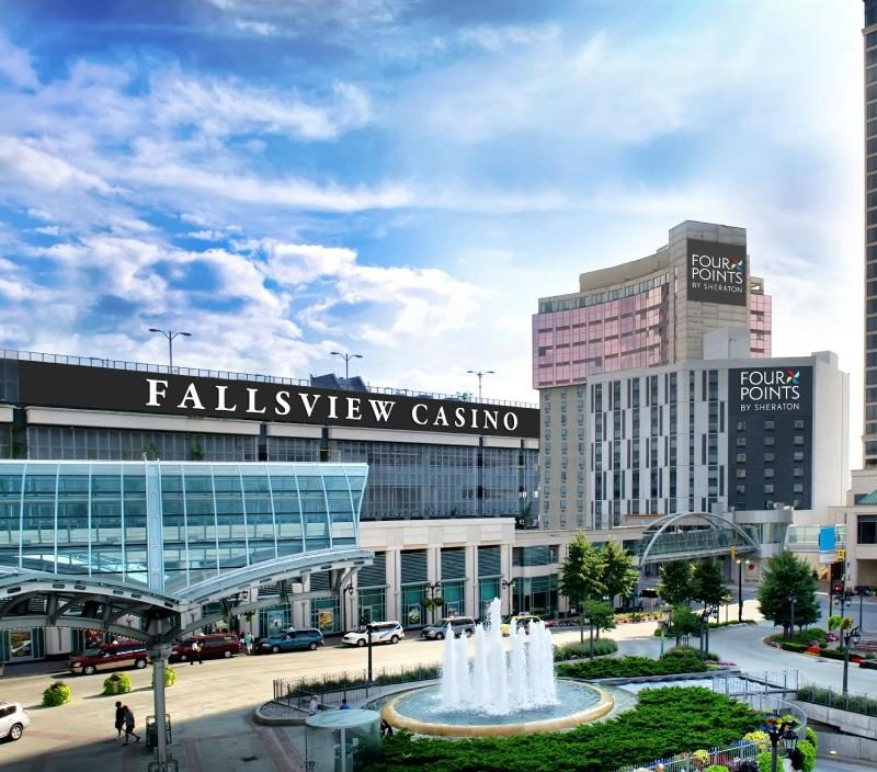 Niagara Fallsview Casino Jobs