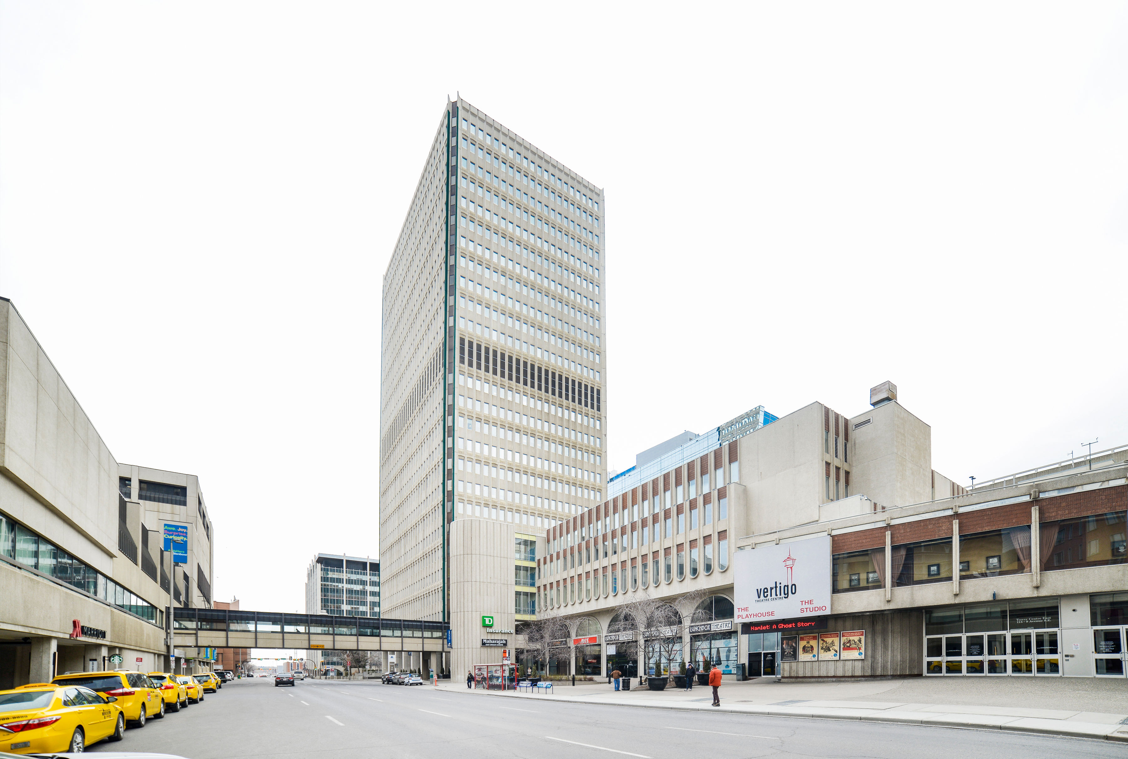 Palliser One 27-Storey Commercial Building in Calgary