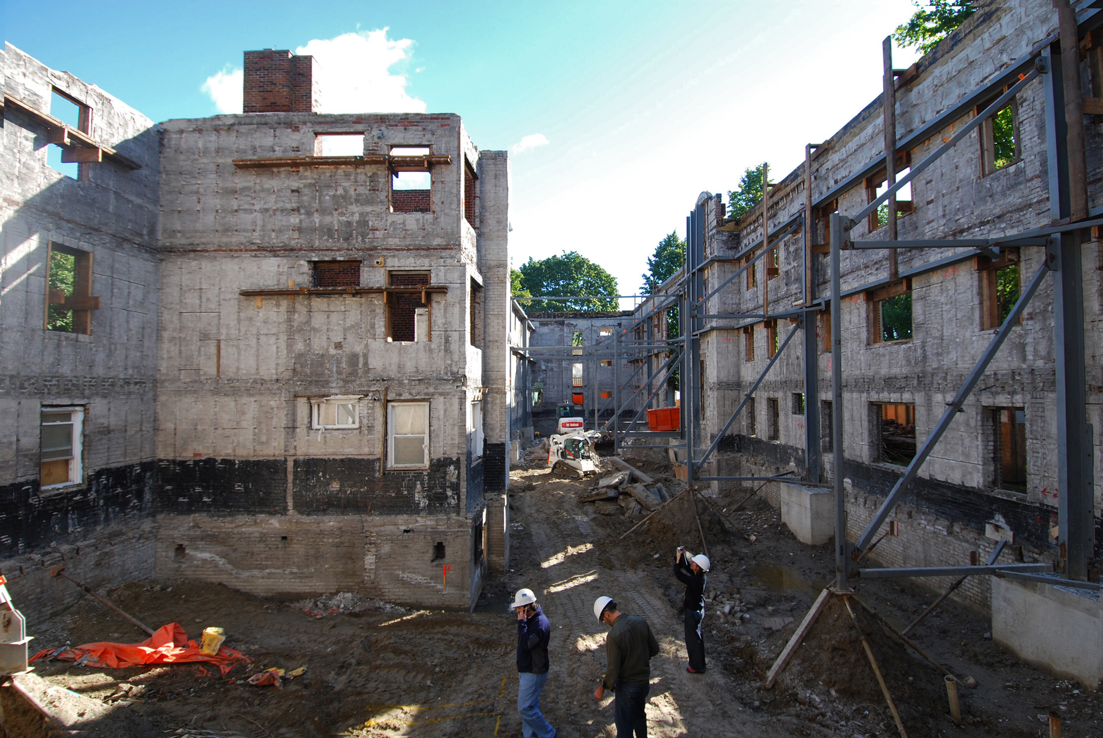 Image of 42 Hubbard Under Construction